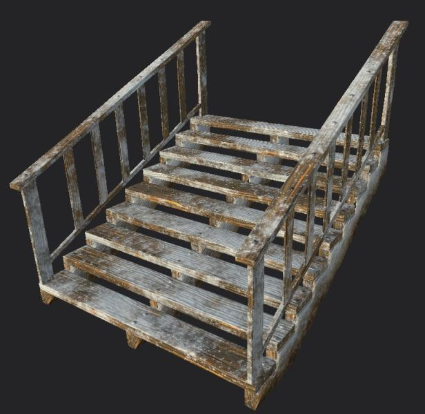deckstairs